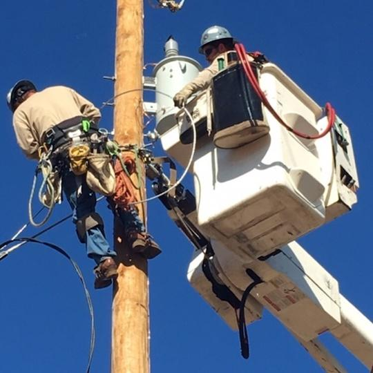 Scheduled Electric Outage to Impact Minor Hill Area