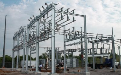 Industrial Park South Substation Upgrade