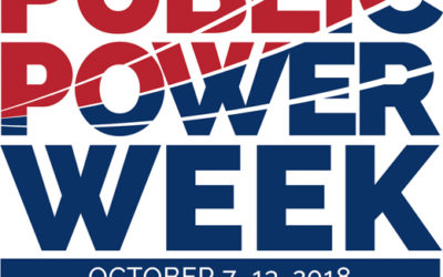 PES Celebrates Public Power Week 2018