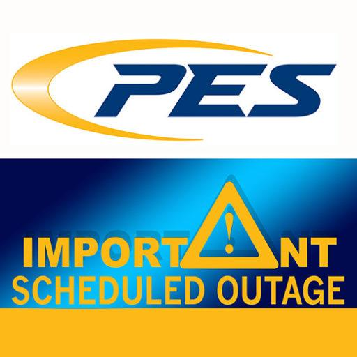 IMPORTANT SCHEDULED OUTAGE