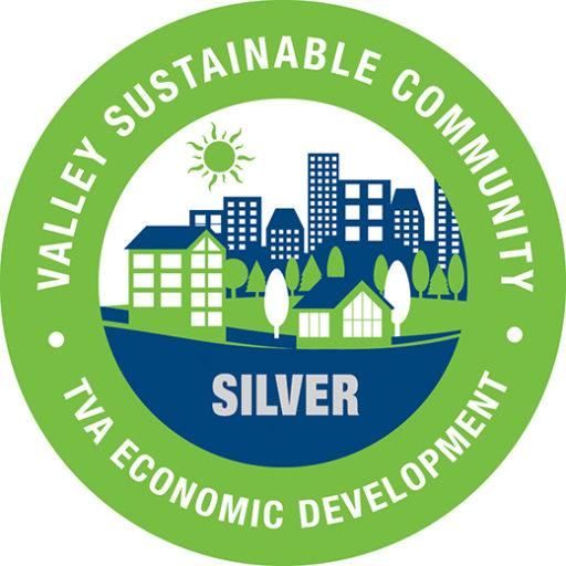 TVA Valley Sustainable Community Silver