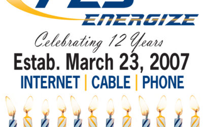 Happy Birthday PES Energize!