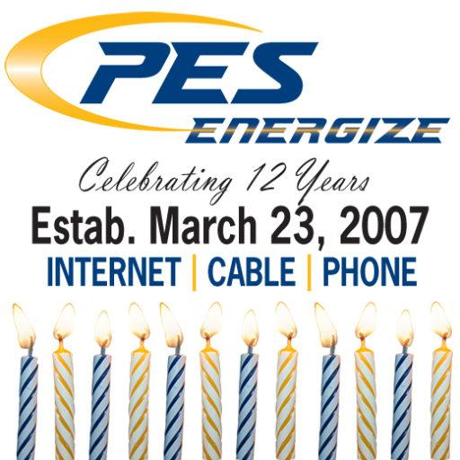 PES Energize 12th birthday