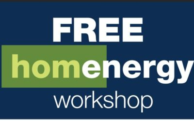 FREE Home Energy Workshop