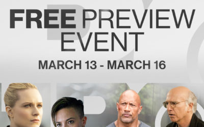 HBO-Cinemax Free Preview Event